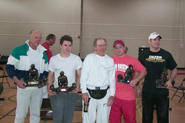 Team DuMoit - 2002 APA Houston Open